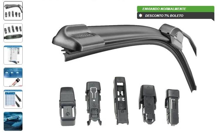 Palhetas da W246 B200 Bosch10