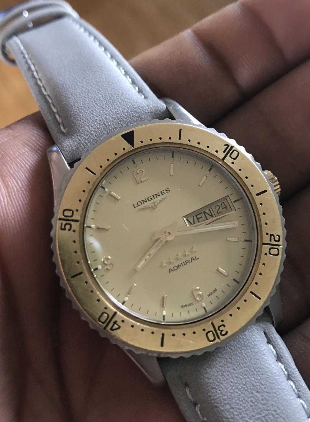 ZENITH -  [Postez ICI les demandes d'IDENTIFICATION et RENSEIGNEMENTS de vos montres] - Page 5 849d3310