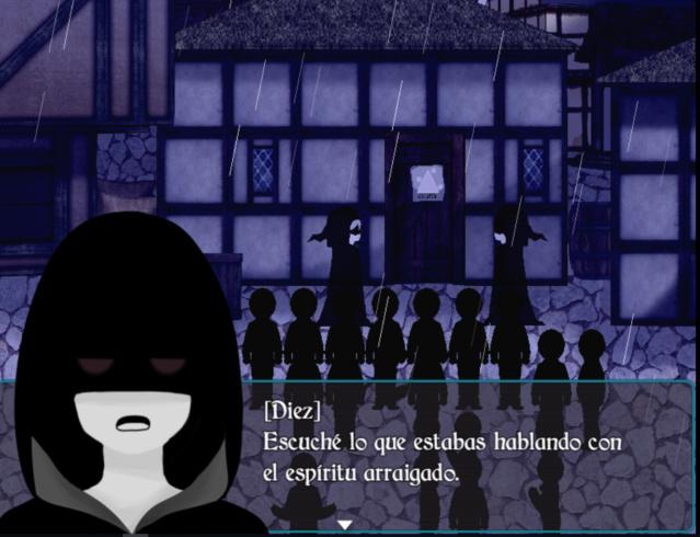 Analisis del juego La muerte y el Vampiro by Ruo Diez211