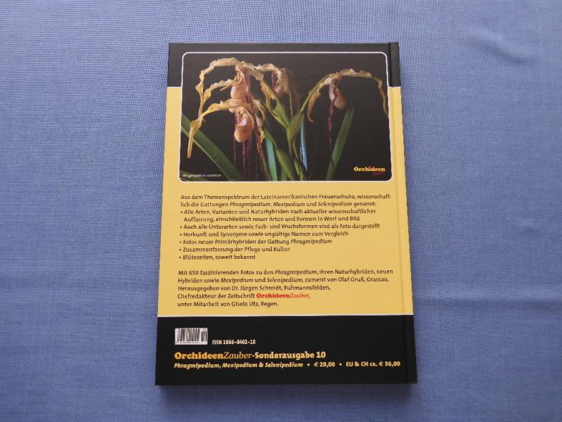 Neue Bücher über Phragmipedium Phragm13