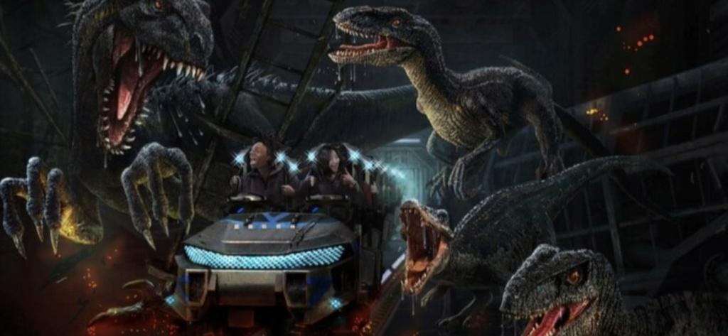 Jurassic World: VelociCoaster [Universal's Islands of Adventure - 2021] - Page 2 89717410