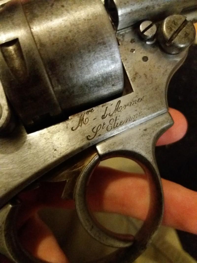 Pistolet Mle 1873 20190616