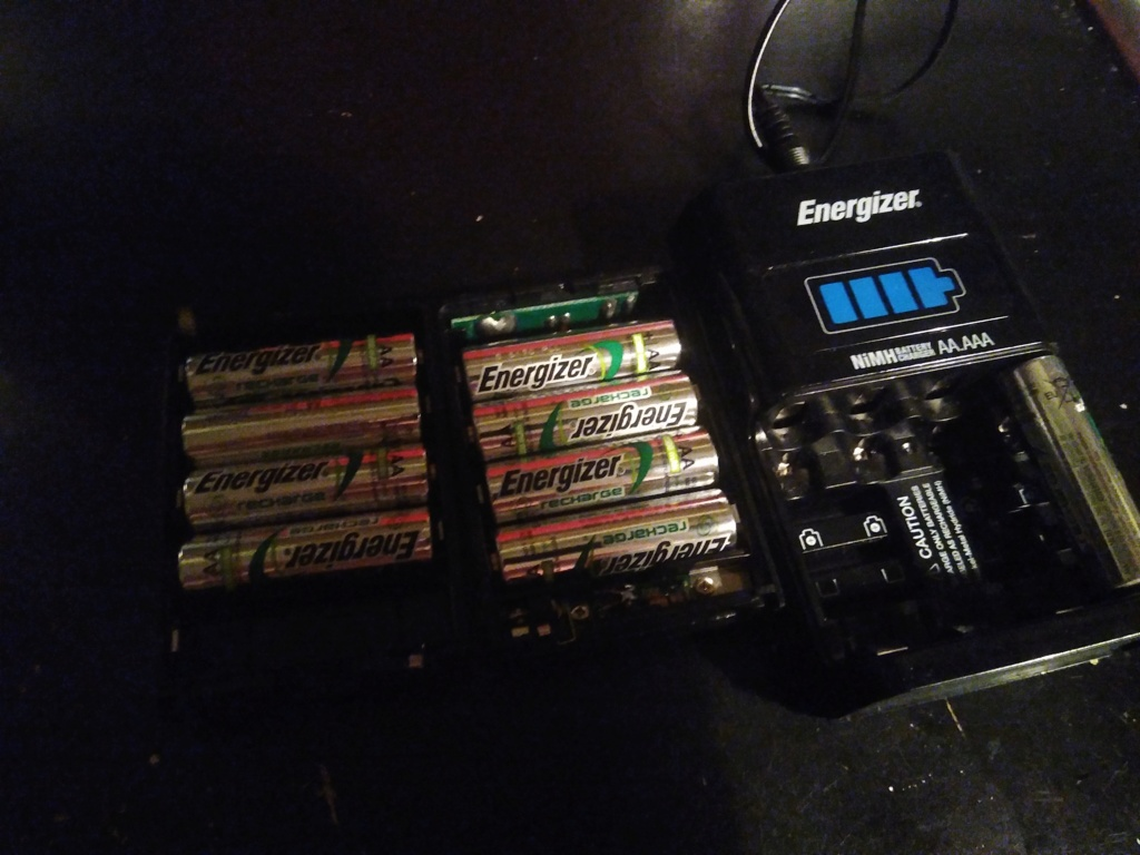 Recommend me a battery for portable use please  15953610