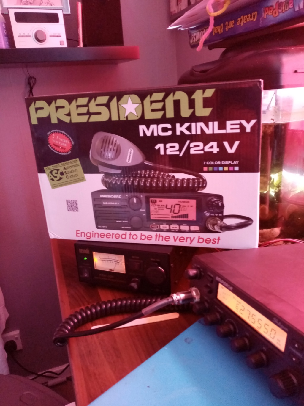 Win A President McKinley or £30 Paypal Deposit - CT 2020 Summer Prize Draw  Img_2012