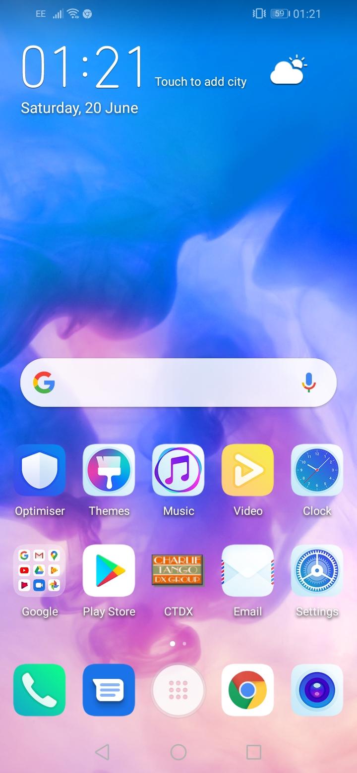 CT Mobile App Screen10