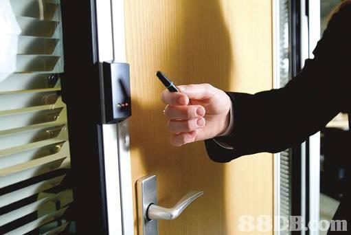 امن باب مكتبك او فيلتك باكسس كنترول من IBC 10153610