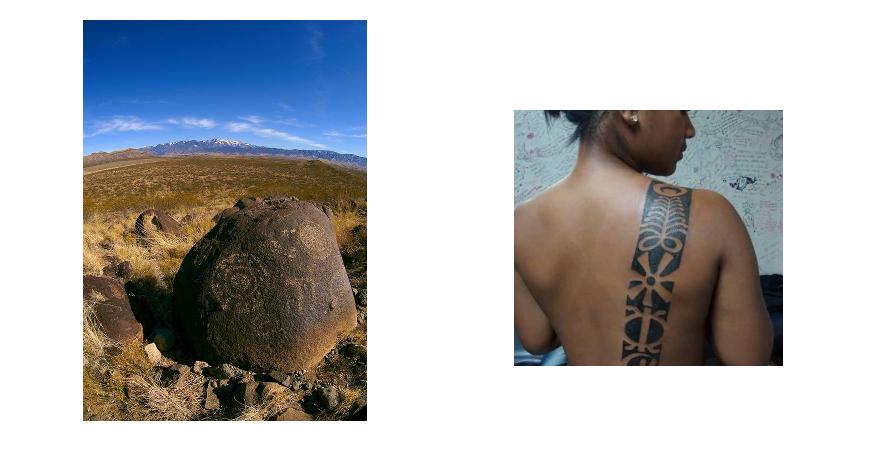 Les principales tribus gwanguamas et leurs géographies. Compar10
