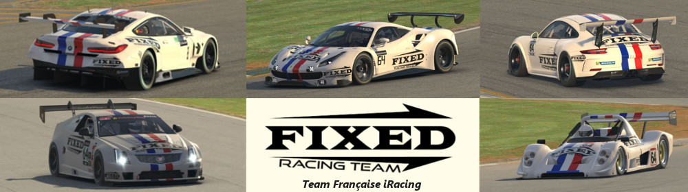 FIXED RACING TEAM