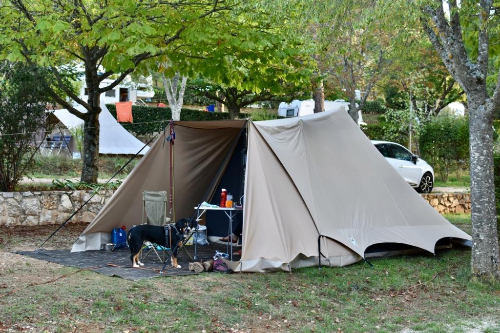 Forum Camping sous toile - Portail A4d07610