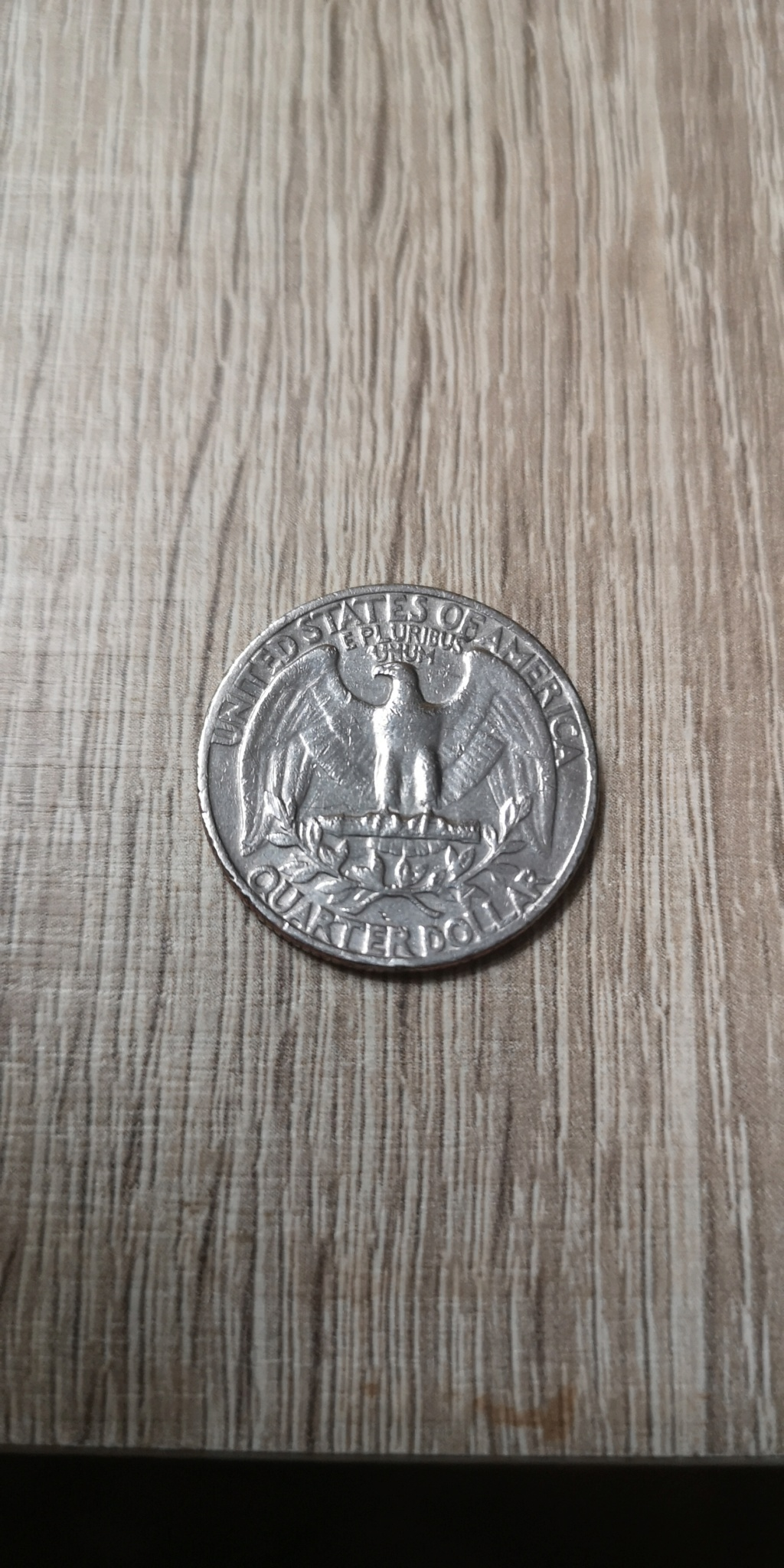 Quarter Dolar 1967. Estados Unidos. Img_2038