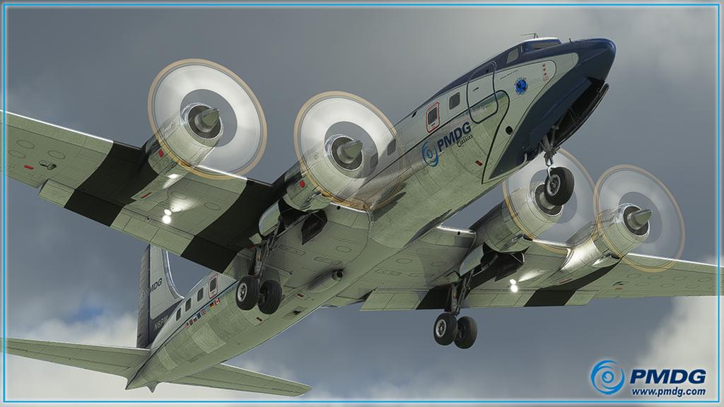 [LANÇADO] PMDG DC-6 para MSFS2020 Galler10