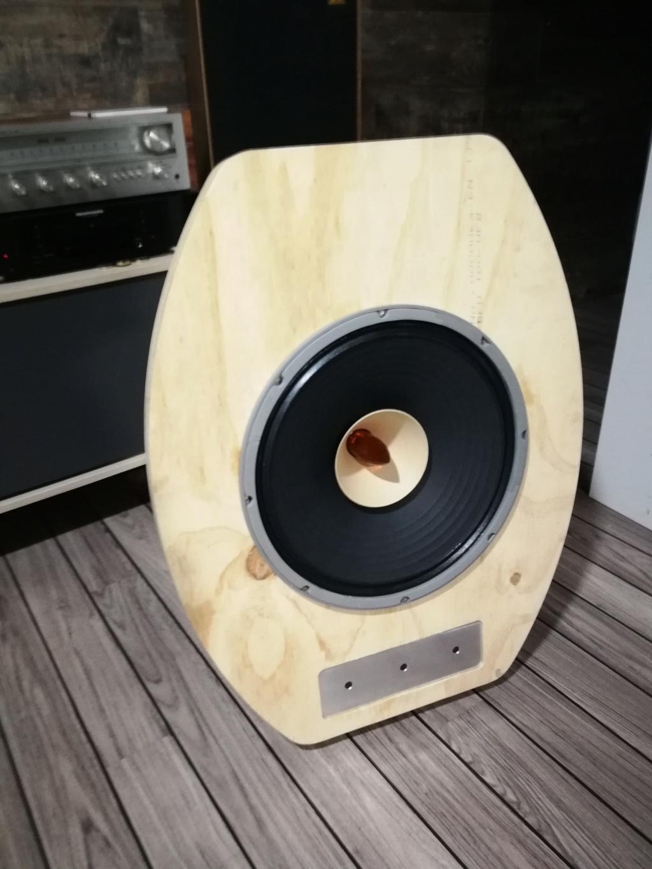 """Proyecto Open Baffle Lii Audio - F15"""" Img_2058"""