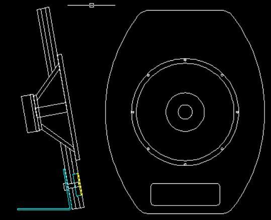 """Proyecto Open Baffle Lii Audio - F15"""" Open_b10"""