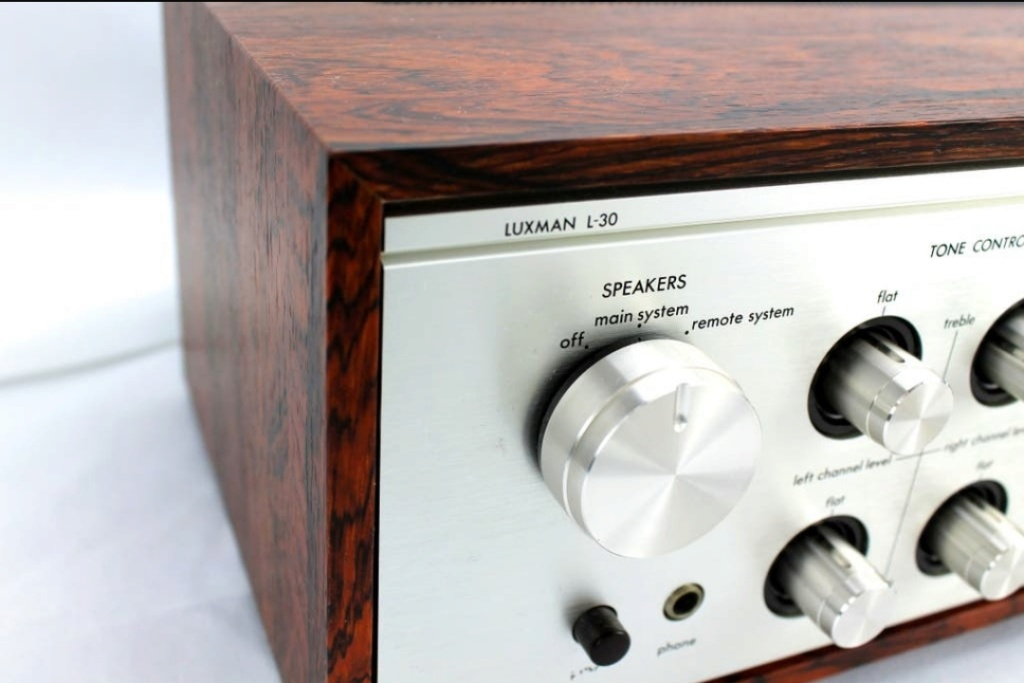 "LUXMAN L-30 ""Mint Condition"" Screen14"