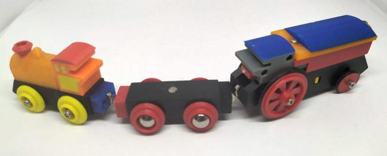 Loco « électrique » en 3D pour le train en bois BRIO - Page 4 16084510