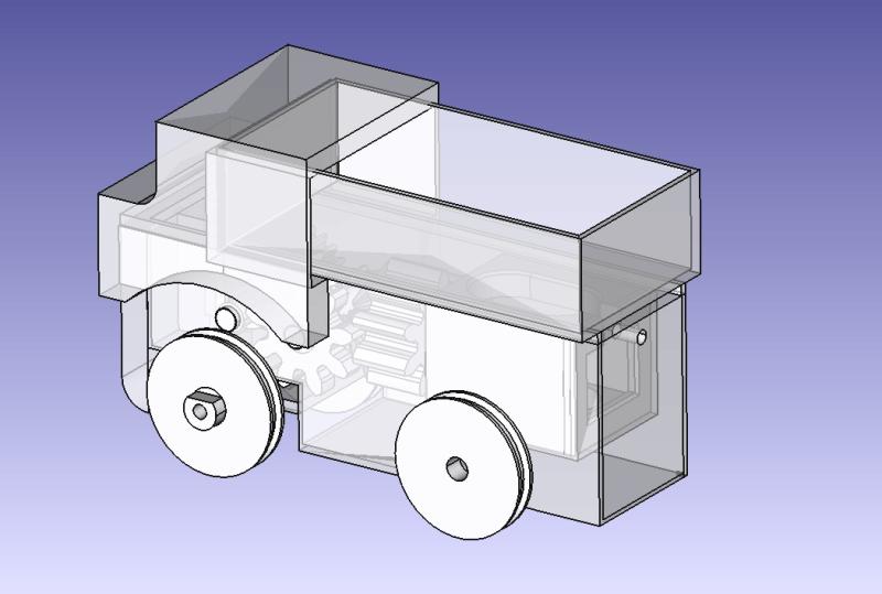 Loco « électrique » en 3D pour le train en bois BRIO - Page 4 Captur24