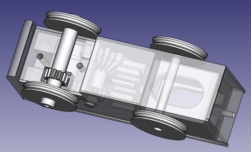 Loco « électrique » en 3D pour le train en bois BRIO - Page 4 Captur26