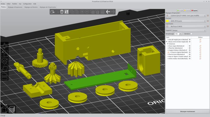 Loco « électrique » en 3D pour le train en bois BRIO - Page 4 Captur27