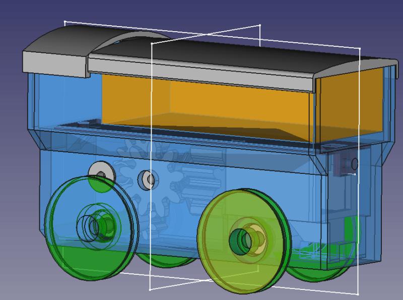 Loco « électrique » en 3D pour le train en bois BRIO - Page 4 Captur28