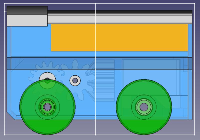 Loco « électrique » en 3D pour le train en bois BRIO - Page 4 Captur29