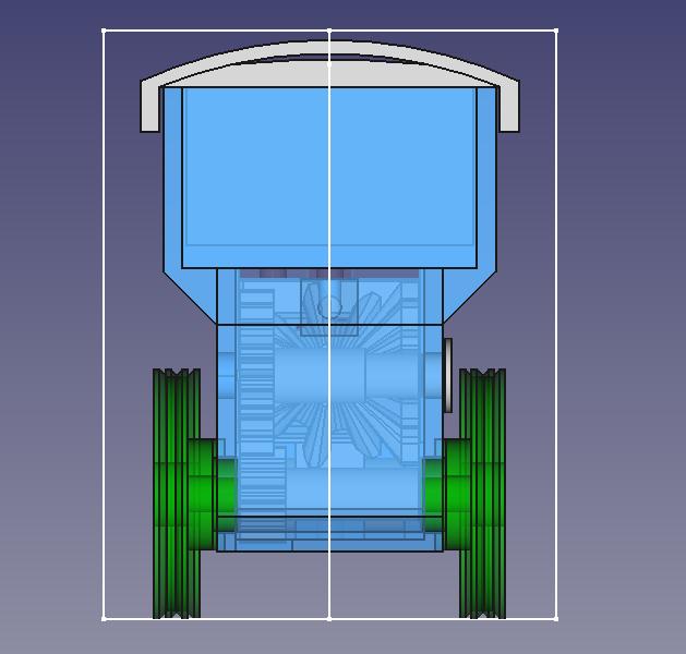 Loco « électrique » en 3D pour le train en bois BRIO - Page 4 Captur30