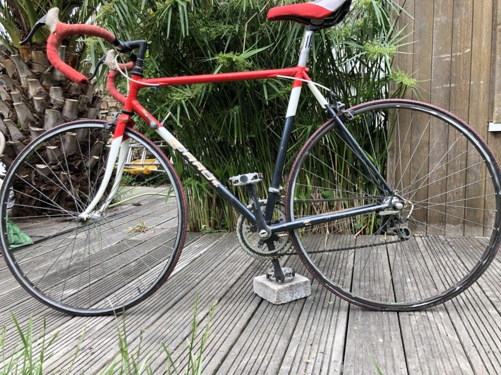 Cycles CARO - Vélo 3 couleurs 383a5410