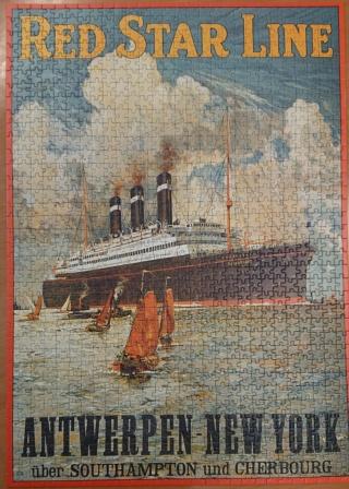 Puzzles Titanic Belgen10