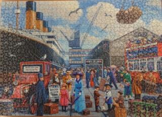 Puzzles Titanic Titani10