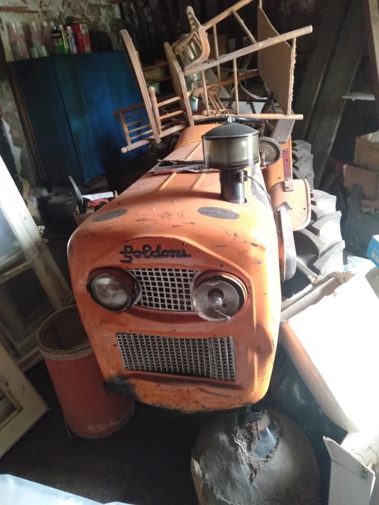 Tracteur GOLDONI GM4-L30 Part_139