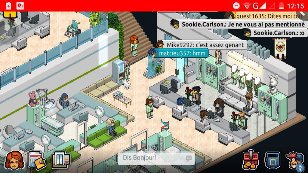 [C.H.U] Rapport d'activité de Zemariemmen Screen51