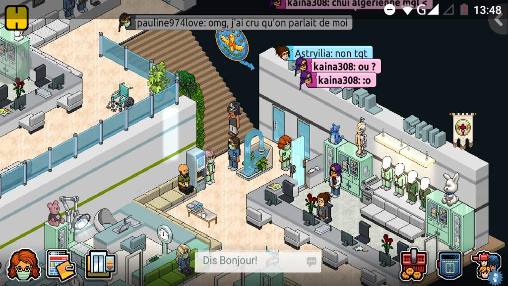 [C.H.U] Rapport d'activité de Zemariemmen Screen91