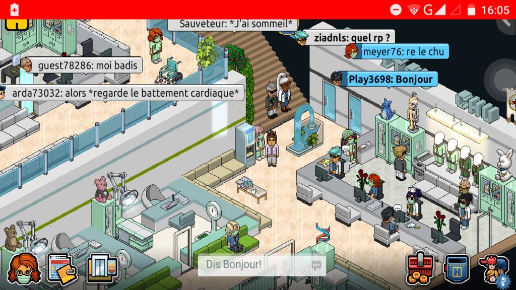 [C.H.U] Rapport d'activité de Zemariemmen Screen92