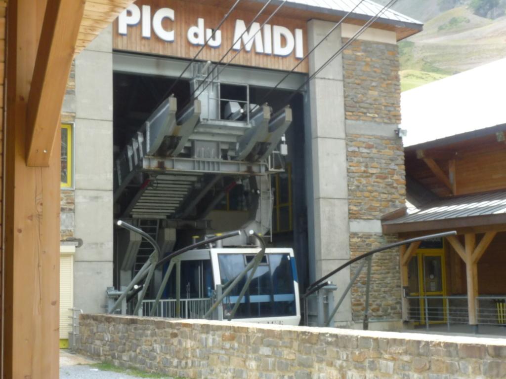 Téléphérique (TPH45) Taoulet - Pic du Midi P1080830