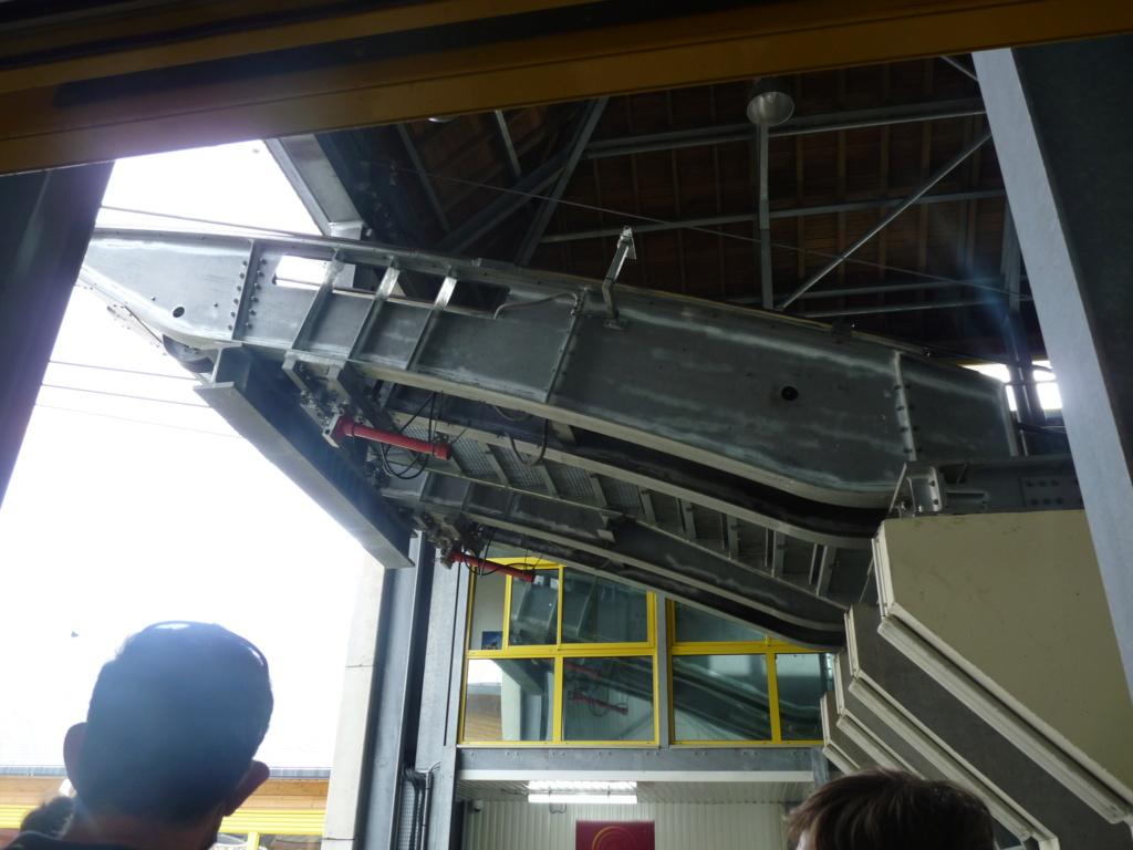 Téléphérique (TPH45) Taoulet - Pic du Midi P1080832