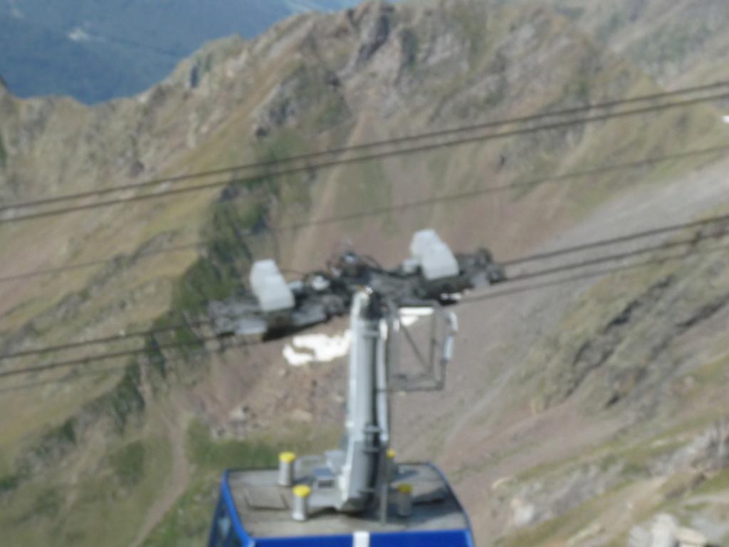 Téléphérique (TPH45) Taoulet - Pic du Midi P1080844