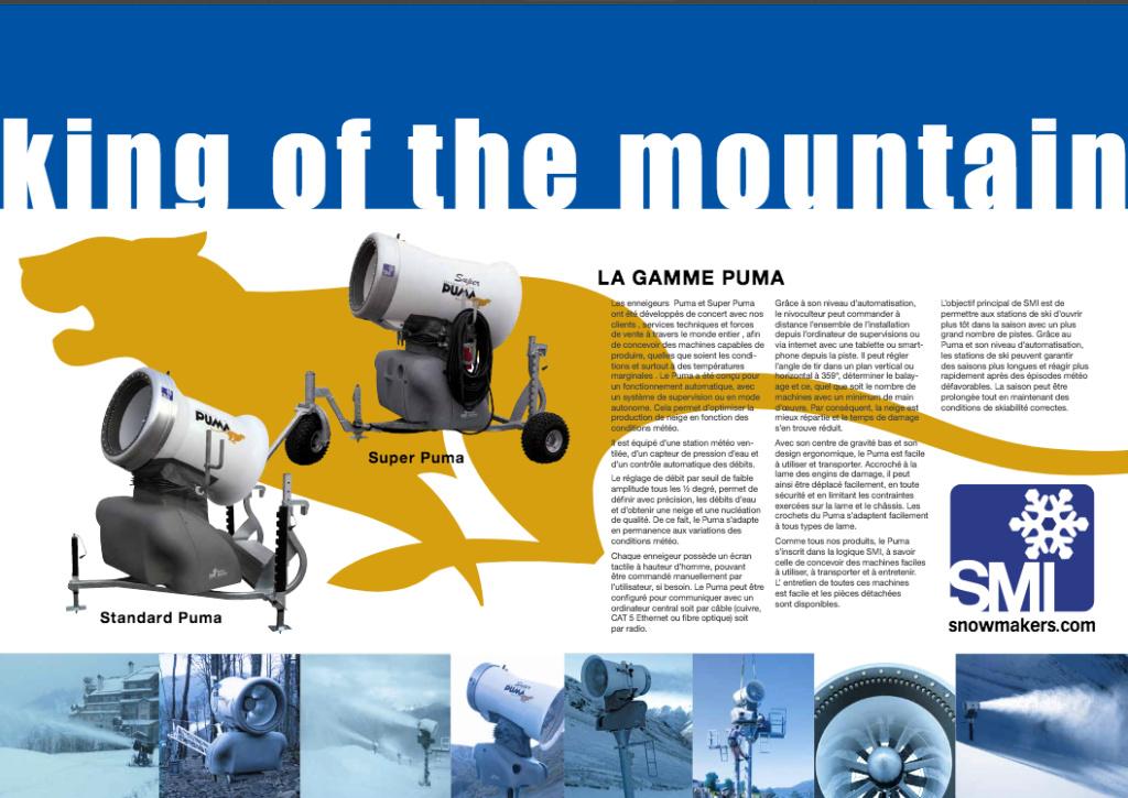 Super Puma Screen36