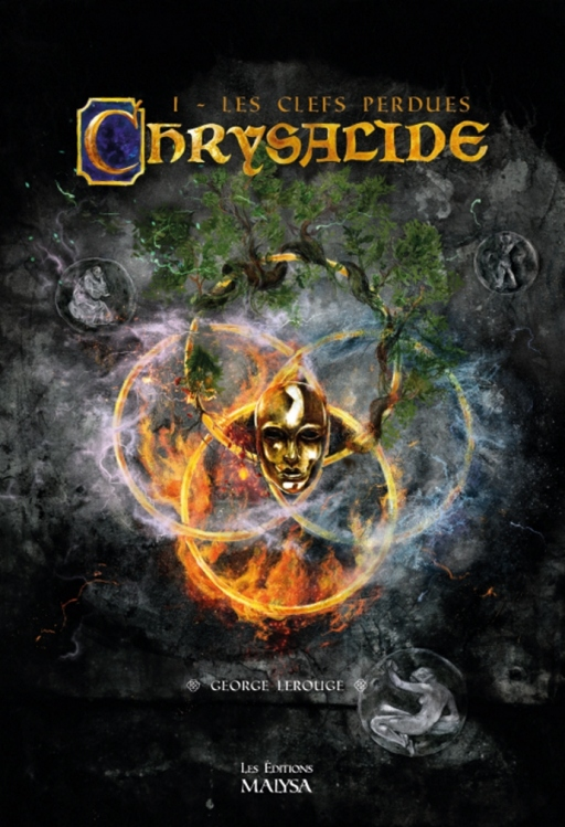 Chrysalide [Tome 1] : Les Clefs Perdues Xcover13