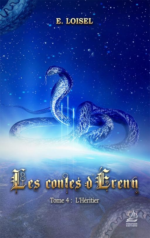 Critique #16 - Les Contes d'Erenn [T4] Xcover14