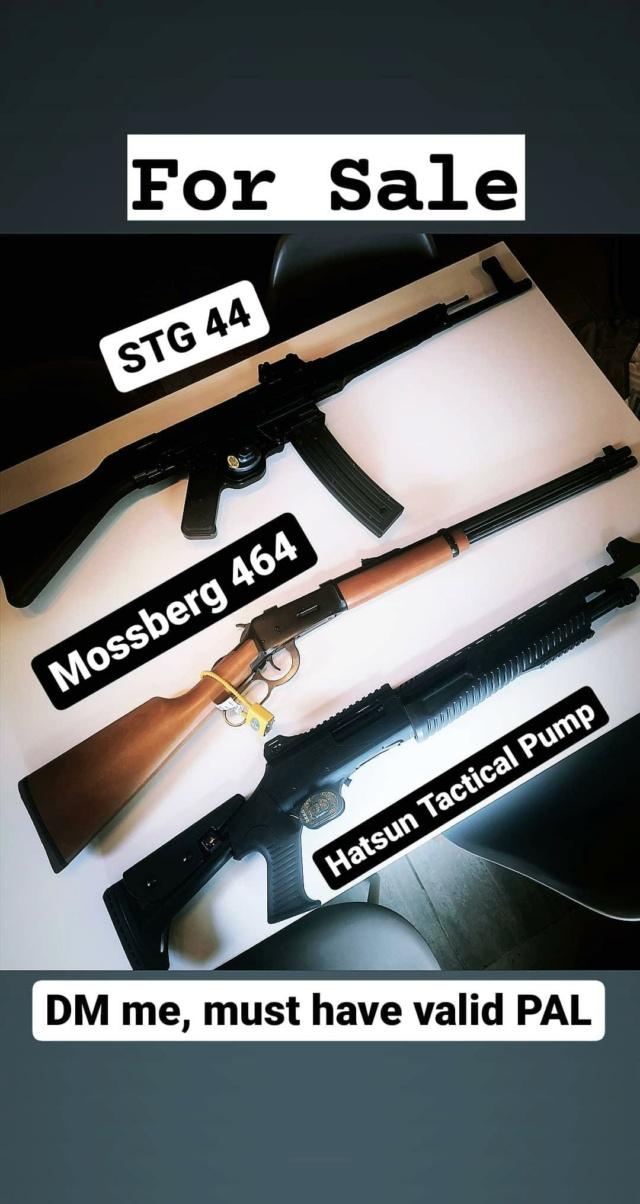 FS: STG 44, Mossberg 464 et Hatsun Optima 12ga Img_2010
