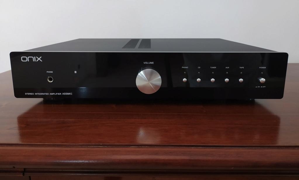 [TP + Spedizione] Vendo Onix A55 MKI Amplificatore integrato Img_2062