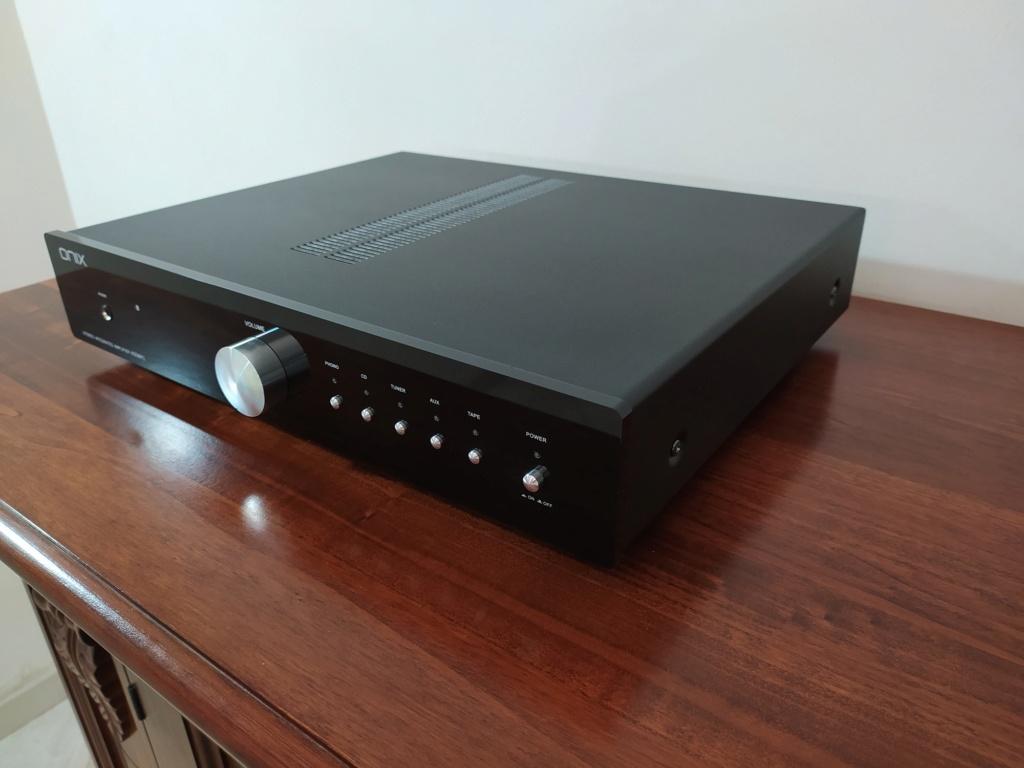 [TP + Spedizione] Vendo Onix A55 MKI Amplificatore integrato Img_2064