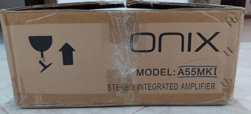 [TP + Spedizione] Vendo Onix A55 MKI Amplificatore integrato Img_2076