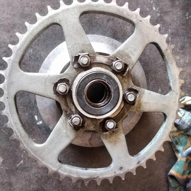 Cafra 400GSX Couron12