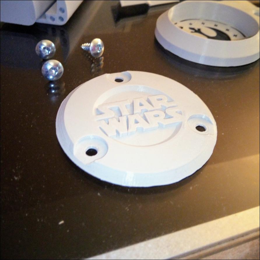 [WIP] Mini PINCAB Star Wars Death Star Assault 20201223