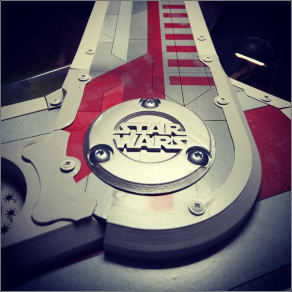 [WIP] Mini PINCAB Star Wars Death Star Assault 20201225