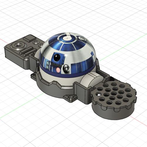 [TERMINÉ] Mini PINCAB Star Wars Death Star Assault R2210