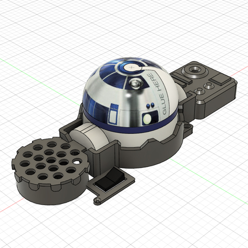 [TERMINÉ] Mini PINCAB Star Wars Death Star Assault R2310