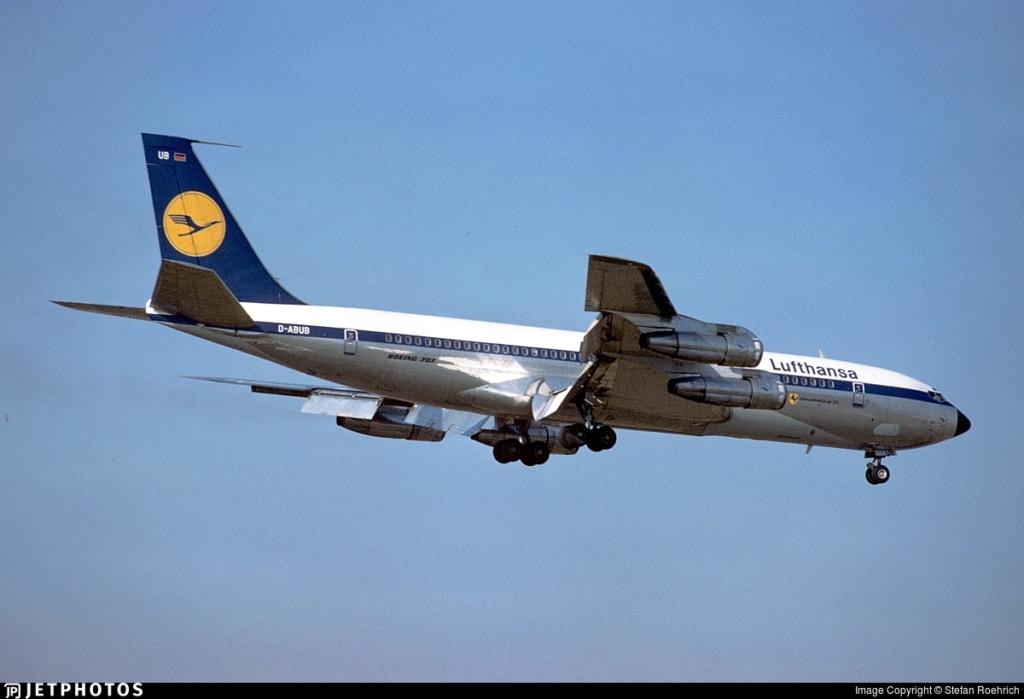 [Heller] Boeing 707-320B - Lufthansa - fini 27231_10