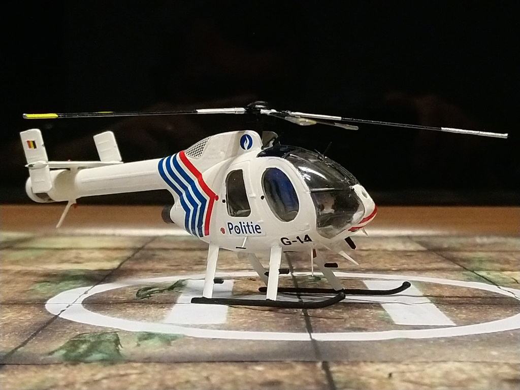 [ Spécial Hobby] MD-520N  - Fini. Dsc_0561
