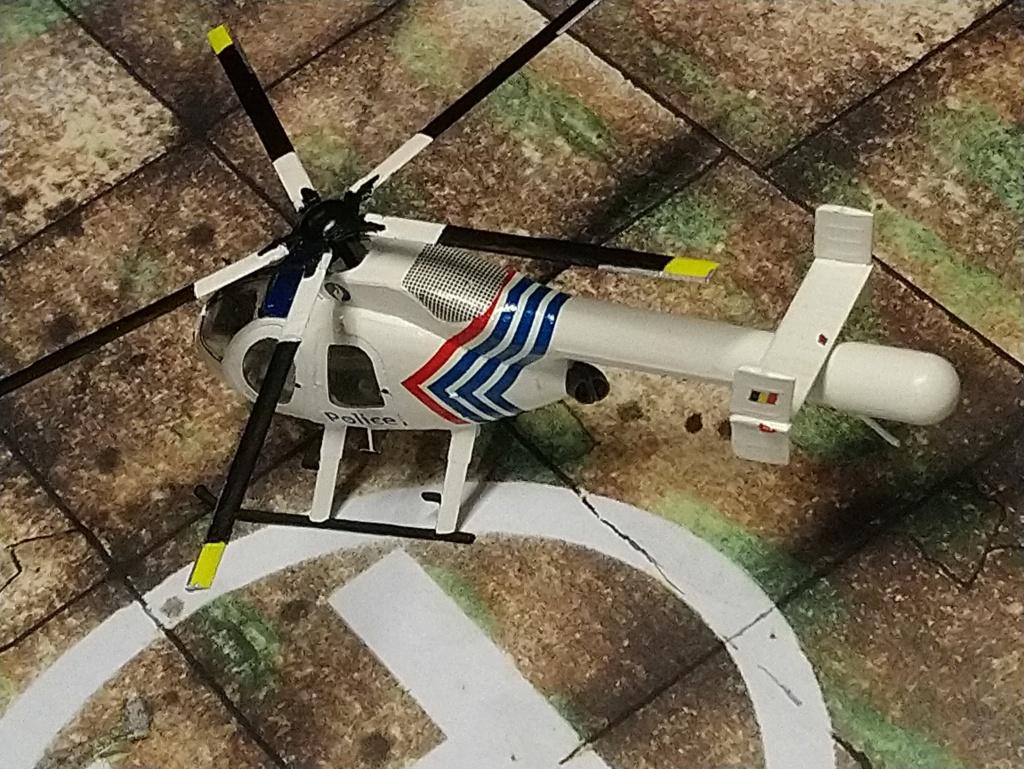 [ Spécial Hobby] MD-520N  - Fini. Dsc_0566